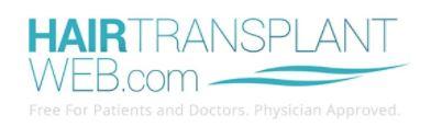 Hair Transplant Web logo